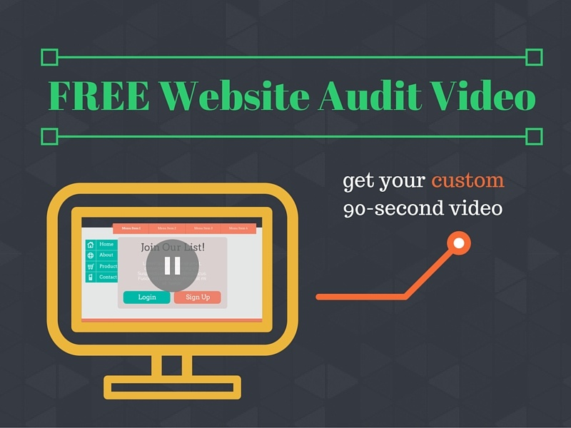 Siam Tek Web Design Group - Free Website Design Audit Video