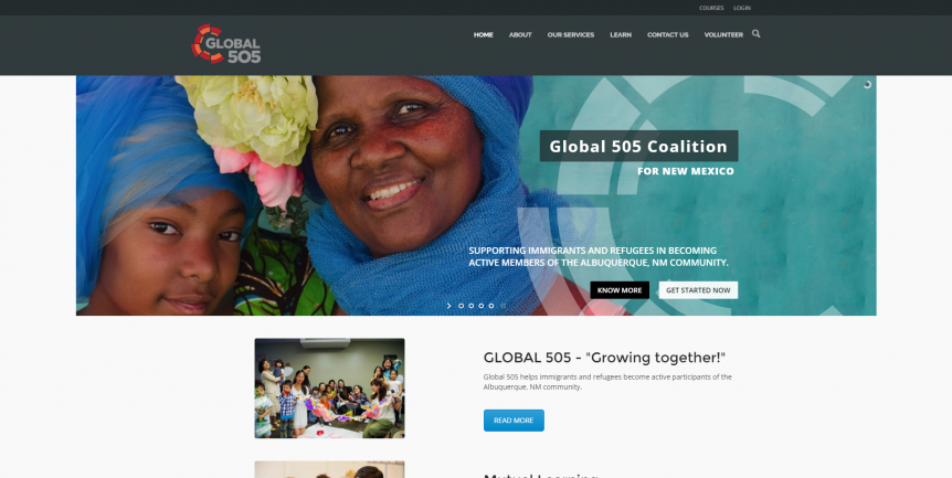 Global 505 Home Page