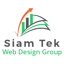 Siam Tek Brand Update Logo Stacked