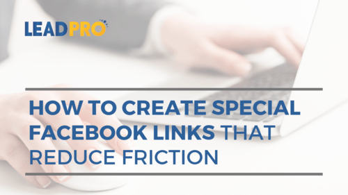 How To Create Special Facebook Links